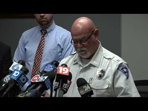 FULL VIDEO: Press conference about Harley Dilly