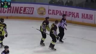 Обзор матча «Темиртау» - «Алтай-Торпедо» 5:0