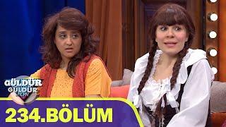 Güldür Güldür Show 234.Bölüm (Tek Parça Full HD)
