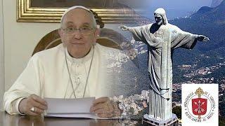 Mensagem do Papa Francisco para 2015