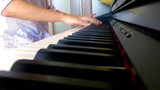 Piano Cover / Red Light In My Eyes, pt.1 - Children Of Bodom
