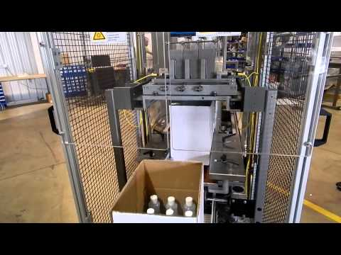 DPI 20 cpm Plastic Bottles Drop Packer