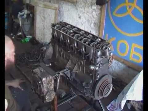 Фото к видео: Теория ДВС - Двигатель на BMW М30 (старый)