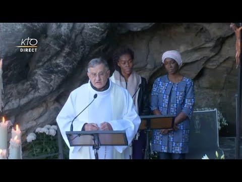 Chapelet du 11 novembre 2020 à Lourdes