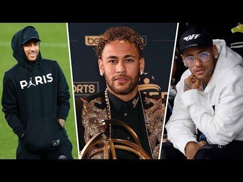 Neymar Jr ► Swag, Clothing & Looks ● 2018/19 | HD
