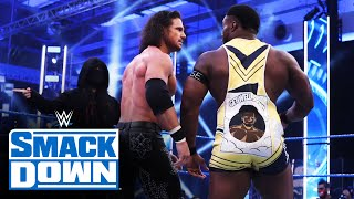 RETRIBUTION target Big E and John Morrison in latest attack: SmackDown, August 14, 2020