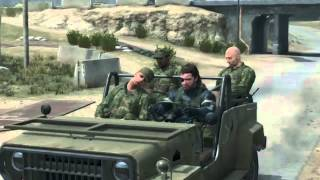 Designated Driver - MGSV: Ground Zeroes Edition