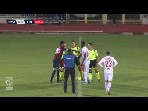 Imolese-Triestina: Highlights
