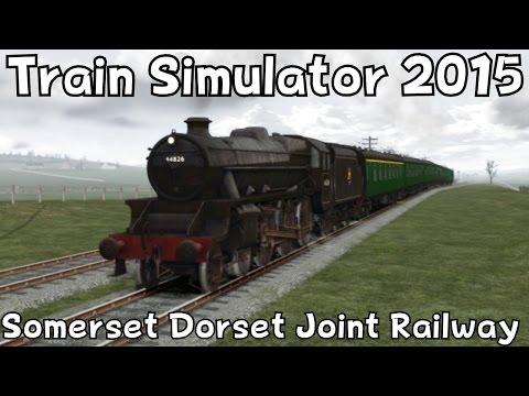 Train Simulator 2015: Steam on Somerset & Dorset Joint Railway