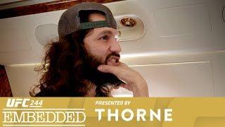 UFC 244 Embedded: Vlog Series - Episode 1