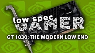GT 1030: Budget 1080 gaming? (PUBG, Doom, Overwatch, Nier: Automata and more!)