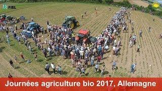 Journées agriculture bio sur le domaine «Frankenhausen» en Allemagne