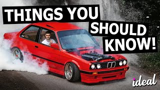Things EVERYONE Should Know About CARS!