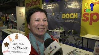 Interview - SPIEL DOCH! Duisburg - Veranstalterin Barbara Nostheide - Spiel doch mal...!