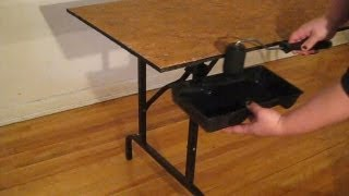How To Make A Table (For Wrestling) by Miniak from CHW Backyard Wrestling