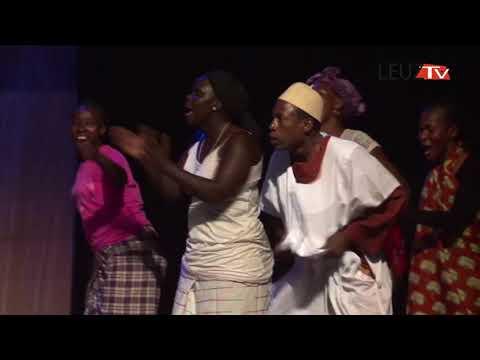 Extrait Ndiéguemar 2: Sabar Taakhouraane bou amul fén