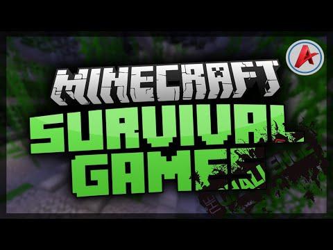 Minecraft server Survival-Games (CZ,HD)