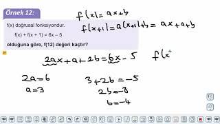 Eğitim Vadisi 10.Sınıf Matematik 8.Föy Fonksiyonlar 1 Konu Anlatım Videoları