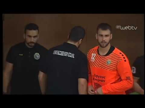 Handball Premier: ΔΙΟΜΗΔΗΣ – ΑΣΕ ΔΟΥΚΑ | 04/03/2020 | ΕΡΤ