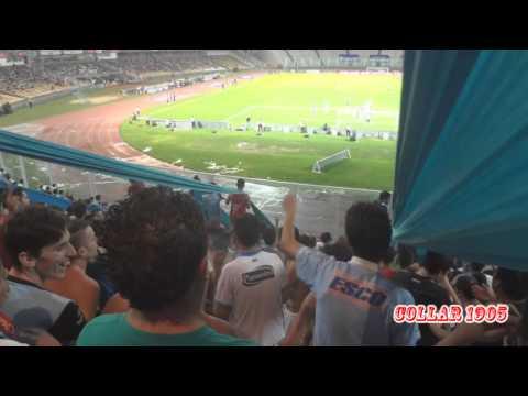 """""""TEMA NUEVO 2015,HINCHADA DE BELGRANO"""" Barra: Los Piratas Celestes de Alberdi • Club: Belgrano"""