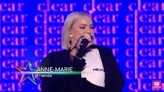 Anne Marie   Friends & 2002 Live At Global Awards 2019