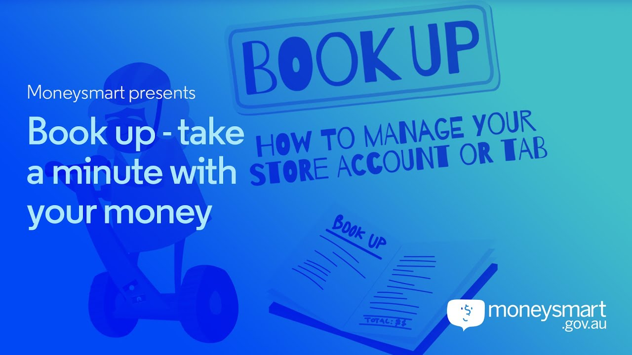 Video thumbnail image for: Book up