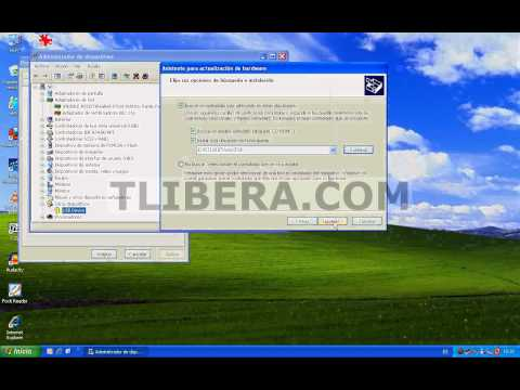 1-Configuracion Tarjeta USB Wifi inalambrica - Window  XP