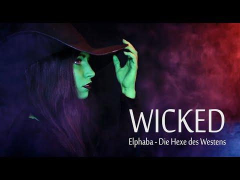 Wicked Makeup Tutorial - schnell und einfach