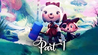 DREAMS Early Gameplay Walkthrough Part 1 - NOW I GET IT !!!