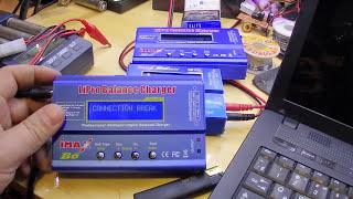 Какой Imax B6 выбрать для зарядки li ion аккумуляторов и какие проблемы могут быть с ними.