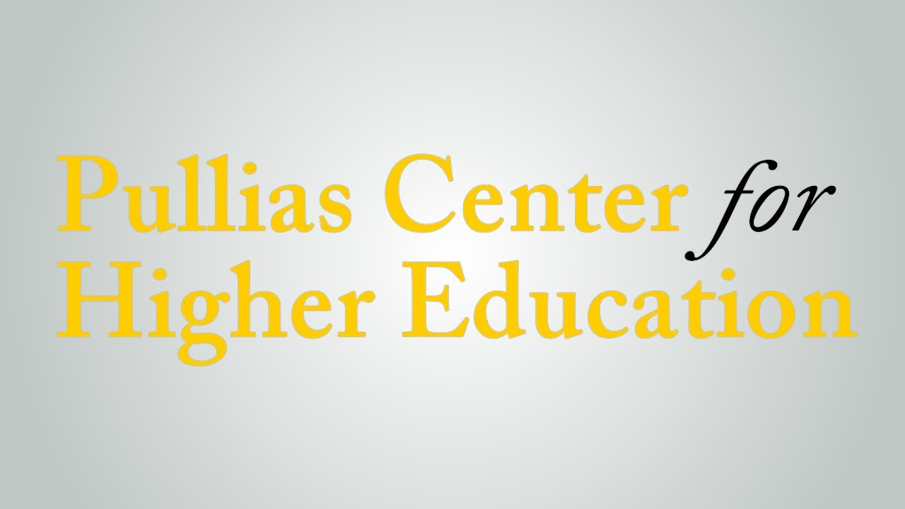 Pullias Center for Higher Education