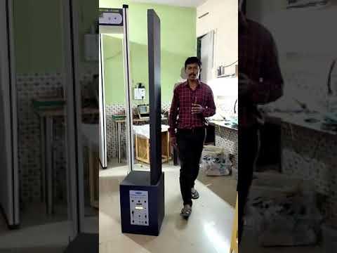 SE9115PLD Pole Metal Detector