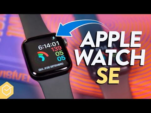 Apple Watch SE // Vale a pena comprar esse modelo INTERMEDIÁRIO em 2021? Análise!