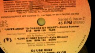 Love's About To Change My Heart (Hot Tracks) - Donna Summer