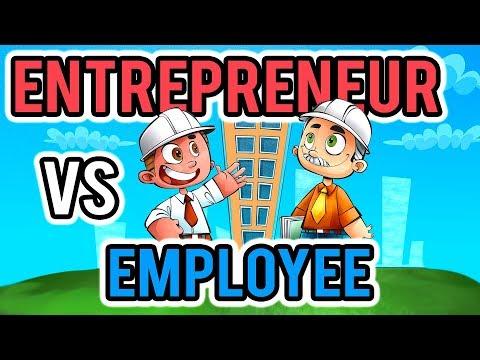 mp4 Entrepreneurship Vs Employment, download Entrepreneurship Vs Employment video klip Entrepreneurship Vs Employment
