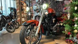 New Freewheeler 114 orange Harley-Davidson 2019