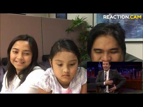 Family Reacts to  America's Got Talent Winner Shin Lim Stuns Jimmy with a Magic Trick