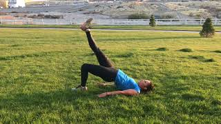 Challenging Bodyweight Workout With Modifications!