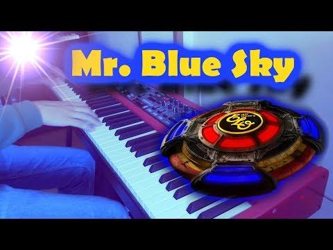 Download Mr Blue Sky Elo Piano Cover (jGcoOJcSSxQ) - YTMp3 Youtube Mp3
