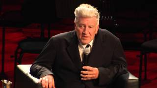 David Lynch In Conversation