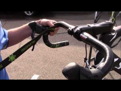 Peter Sagan - New handlebar tape