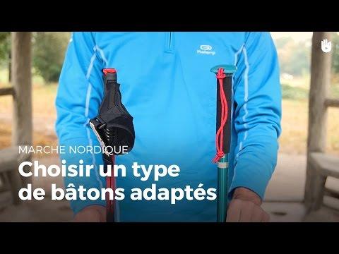 Quel type de bâton pour la marche nordique ? | Marche Nordique