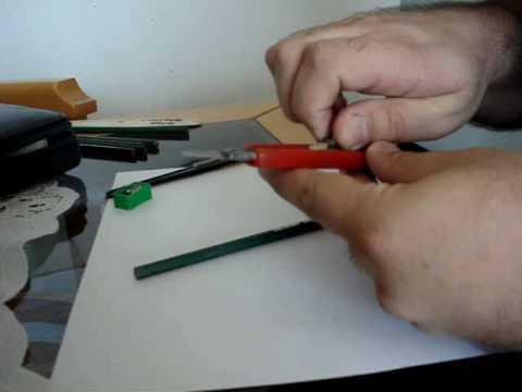 Aproveitar melhor o Lápis