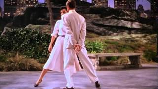 Cyd Charisse w/  Fred Astaire (1953) The Band Wagon [Dancing in the Dark]