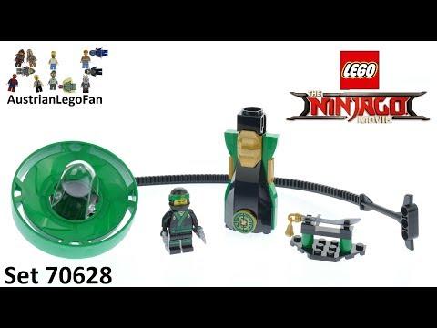 Vidéo LEGO Ninjago 70628 : Lloyd - Maître du Spinjitzu