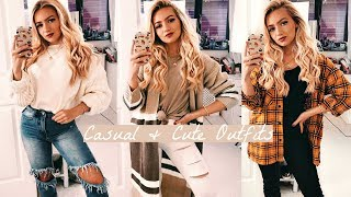 CASUAL & CUTE OUTFITS For AUTUMN / FALL 2018