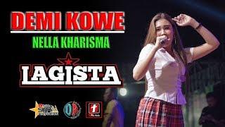 DEMI KOWE Versi Baru Nella Kharisma LAGISTA Live Demak...