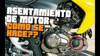 Asentamiento Del Motor Realízalo De Forma Correcta Con Estos Tips  Motovlog