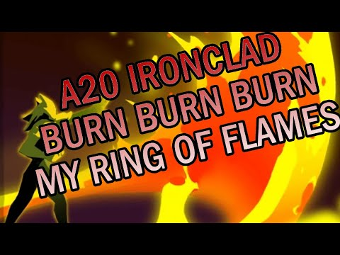 Boot up the Firewall! | Ascension 20 Ironclad Run | Slay the Spire