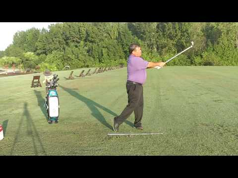 Beginner Golf 101 - Hit the Tee Drill